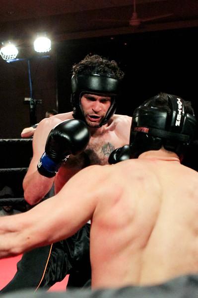 Bryn Ollerman vs Josh Berube