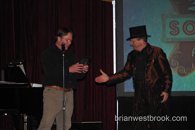 Soundie Awards 25th Anniversary at Teatro Zinzanni (6 Apr 2010)