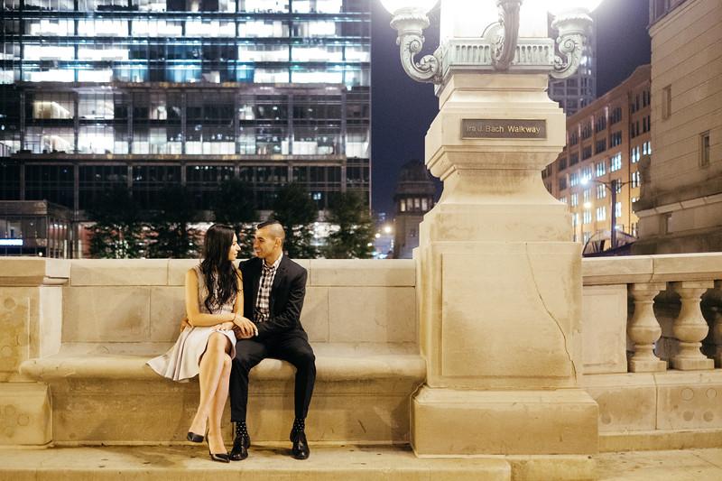 Chicago Engagement Photos