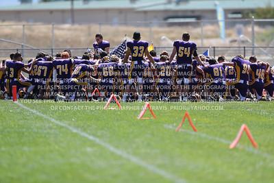 September 2, 2017 Bayfield High School Varsity vs Bloomfield