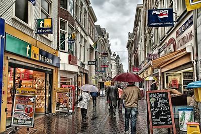The Hague & Delft