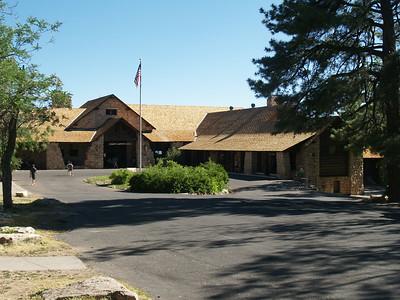 Grand Cannon Lodge North Rim