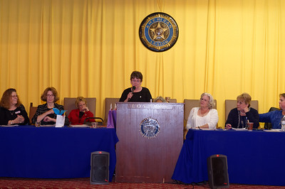 American Legion Auxiliary California Department President Visit