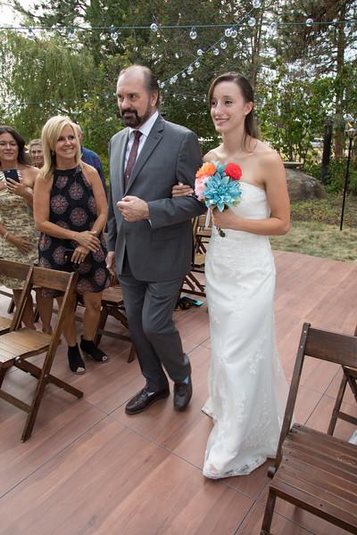 Jocalyn and Patrick Ceremony