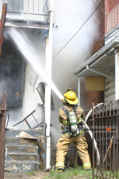 4/9/08 - Harrisburg - Berryhill Street