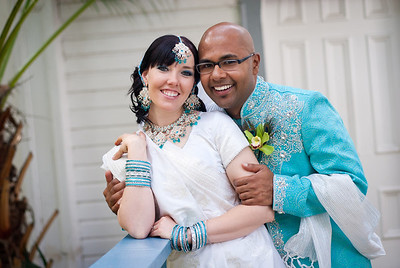 Kevien & Sarah Indian Wedding