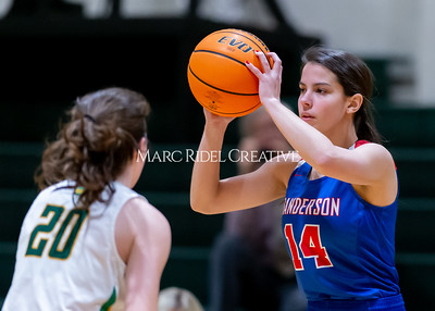 Sanderson vs Cardinal Gibbons | Girls Varsity