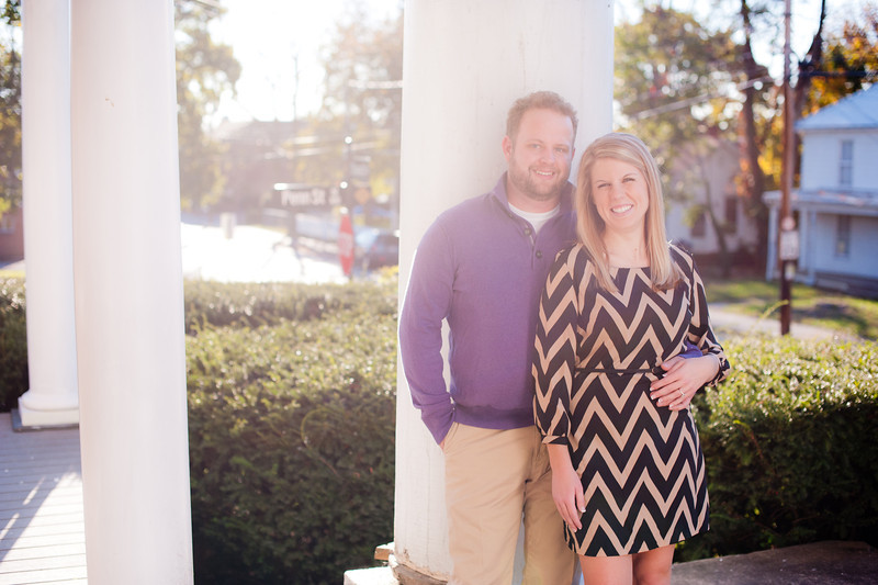 Brooke and Brian's Engagement Session