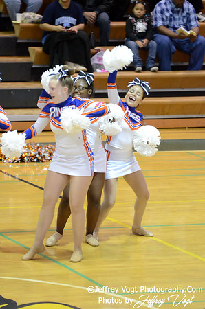 01-12-2013 Watkins Mill HS Poms at Damascus HS Division 3, Photos by Jeffrey Vogt Photography