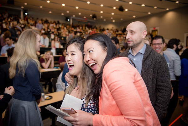 WesternU's future osteopathic physicians celebrate Match Day