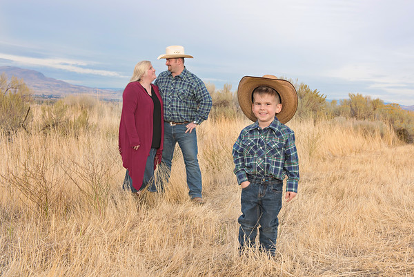 Kyle and Chandra Family