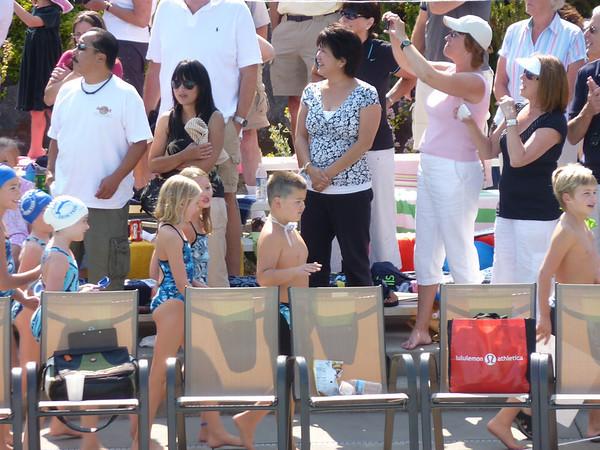 Swim Meet: All City Championships - 2010-08-03