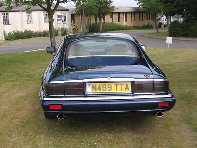 XJS Jaguar colours