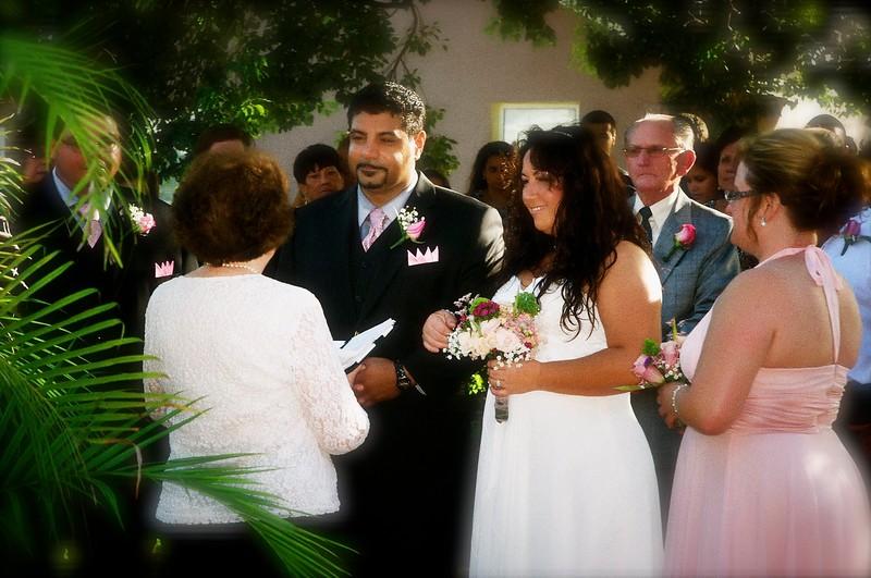 THE HERRERA'S WEDDING