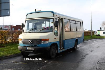 Portlaoise (Bus), 18-11-2016
