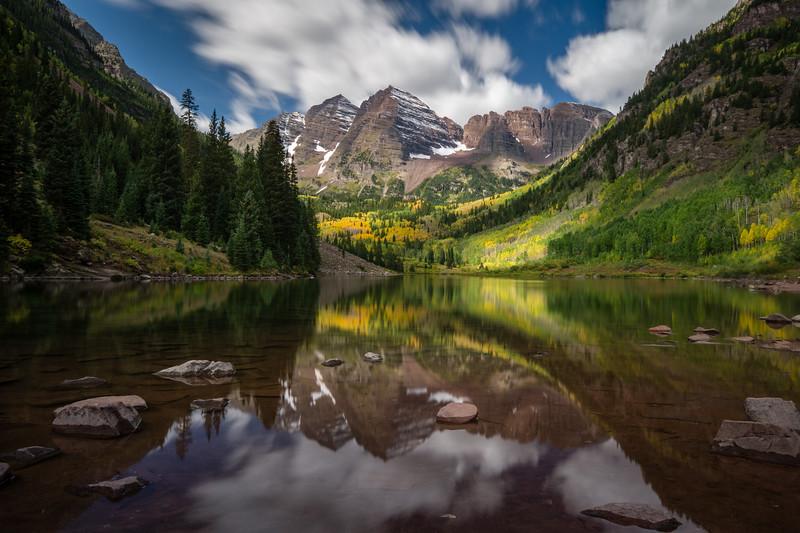 Maroon Lake - Colorado