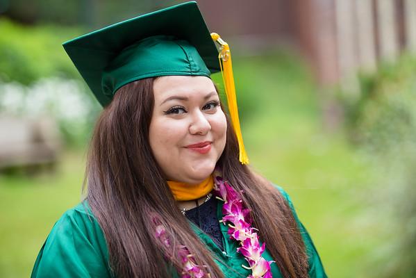 Claudia Graduation