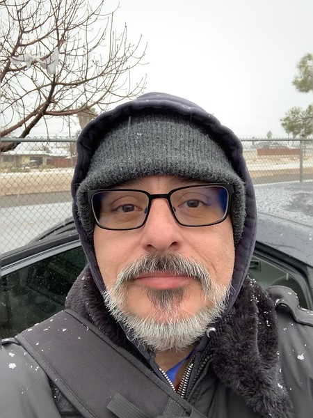 2019-02-21 Real Snow Day Las Vegas 09 - Snowfall at Work.mov