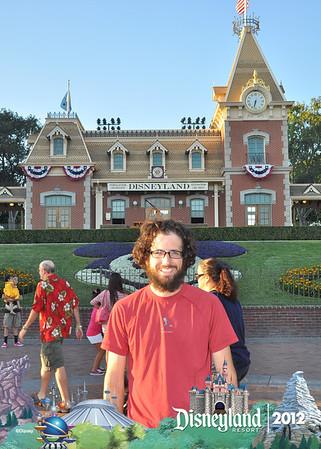 2012 Disneyland Photopass