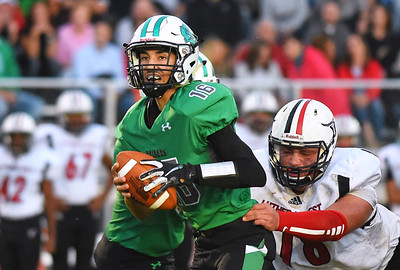 HS Football: Lutheran West @Columbia 09282018
