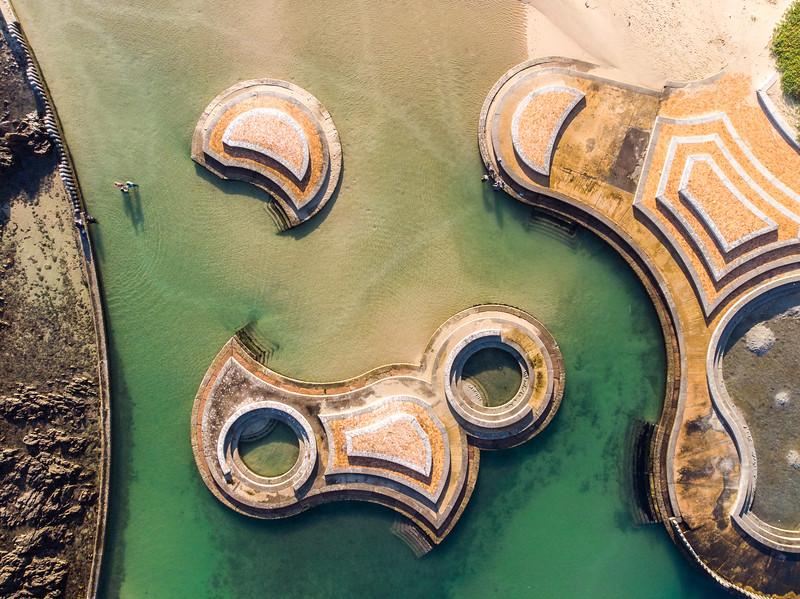 Harmony Park tidal pool, 2020
