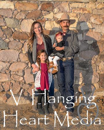 Thrall Family Photos 2020