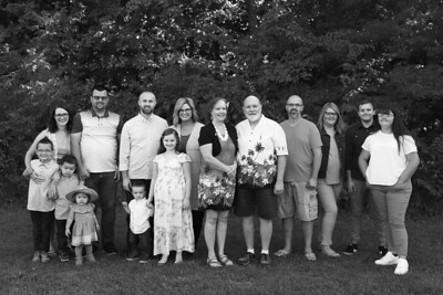 Glaser Family 2020