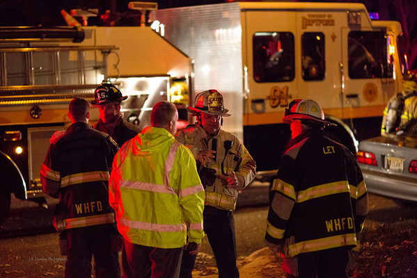 Christmas Fire 2012