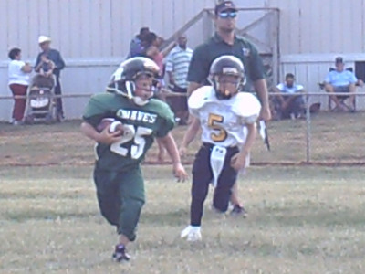 08-23-08 Midway vs Riceville