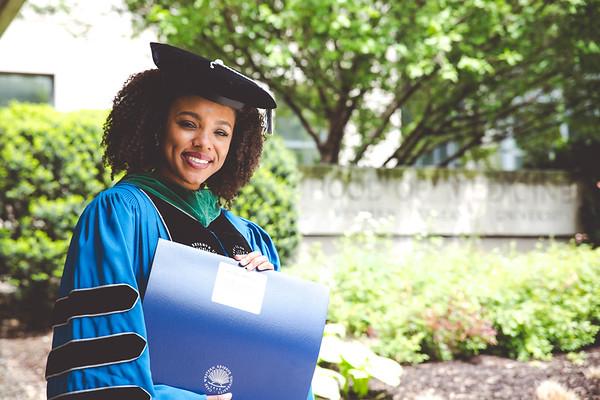 Avia's Graduation