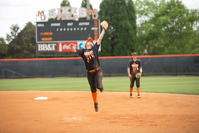 2017 Softball Mercer vs. Western Carolina