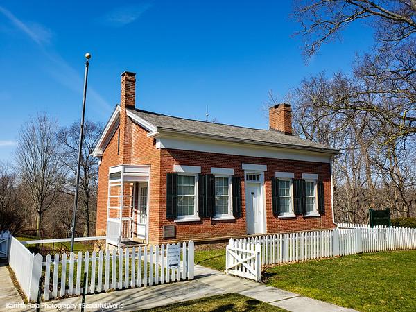 Milan, Ohio - Thomas Edison Birthplace