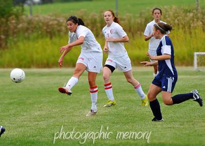 Cascade vs. Sultan Varsity Soccer 9.17.11
