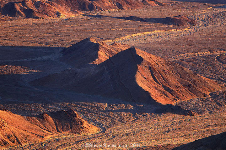 Death Valley Light & Shadow