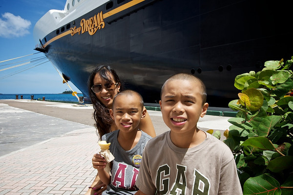 Disney Dream Cruise 2013