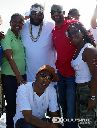 RICK ROSS 2nd ANNUAL BE OUT DAY (MIAMI, FL)