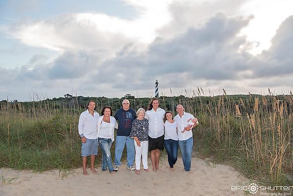 Cape Hatteras Lighthouse Photographer, Family Photos,