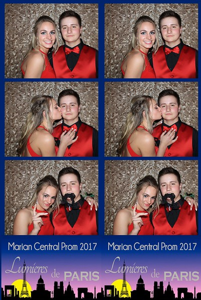 """Marian Central """"Prom 2017"""""""