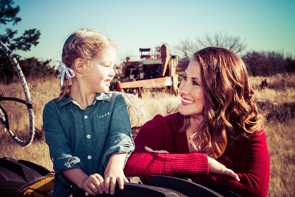 Jeff & Kaitlyn's Family Pics 2015