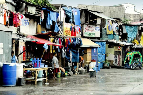 NORTH BAY SQUATTERS, MANILA, PHILIPPINES