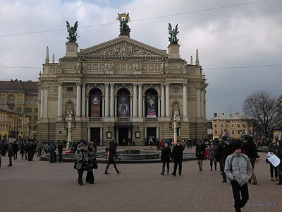 2015-03 Ukrayina, Lviv