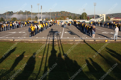 WVU vs Syracuse - October 11, 2008