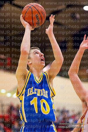Chaminade Vs Kellenburg, Boys Freshman Basketball 01.07.11