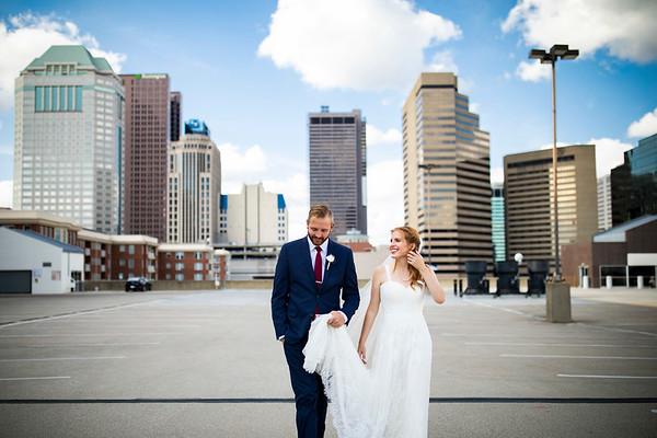 Kelsey + Colin: Wedding