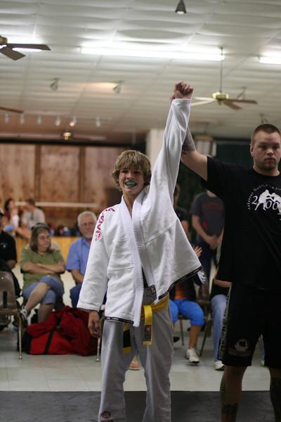 Arkansas Brazilian Jiu Jitsu Championships I 09.13.2008