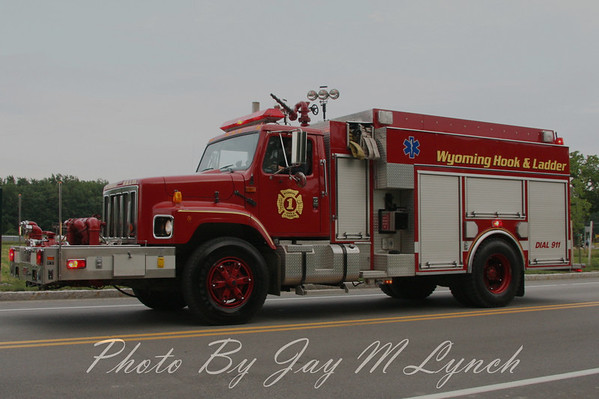 Wyoming Fire Department