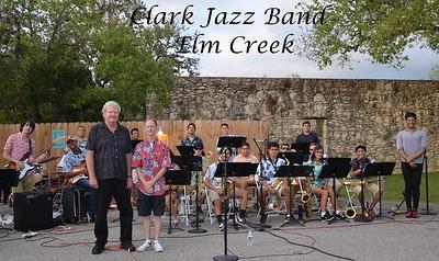 20160514 Clark Jazz Band at Elm Creek