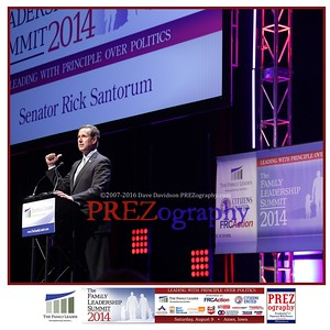 Rick Santorum Family Summit 2014
