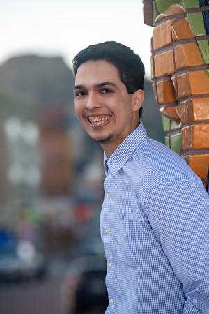Xian Sanchez Senior Portrait THS 2021
