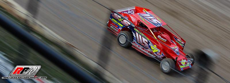 Lebanon Valley Speedway - 5/5/18 - Lucas Ballard